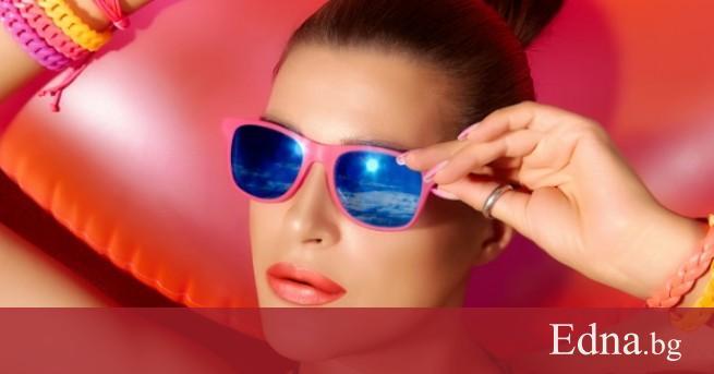 Цветни стъкла, елегантни рамки – всичко, което трябва да знаете за слънчевите очила на 2018