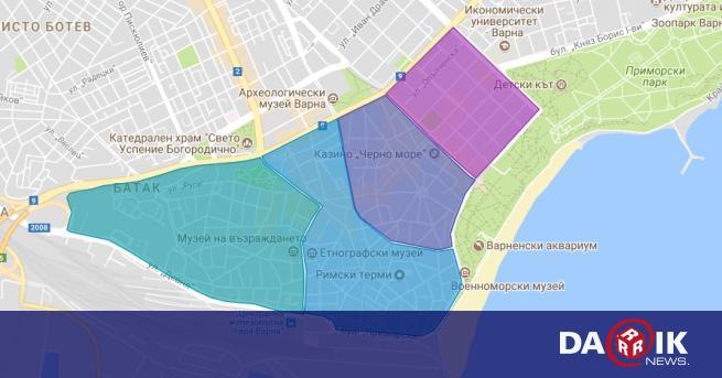 Udlzhavat Sroka Za Abonament Za Lokalno Parkirane Za Sinyata Zona