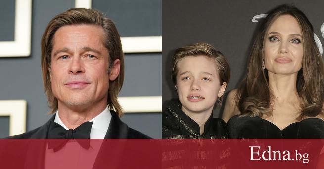 Най-голямото биологична дете на Брад Пит и Анджелина Джоли вече