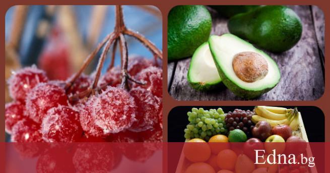 Хората съхраняват плодовете си по различни начини, което прави нещата