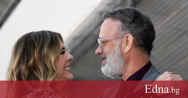 """Двукратният носител на """"Оскар"""" Том Ханкс, който навърши 64 години"""