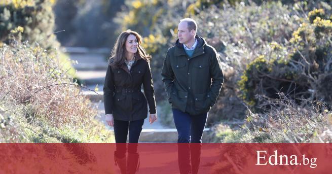Ирландската обиколка на херцога и херцогинята на Кеймбридж продължи със
