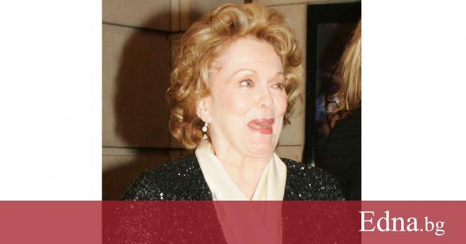 На 86-годишна възраст почина канадската актриса и активистка за граждански