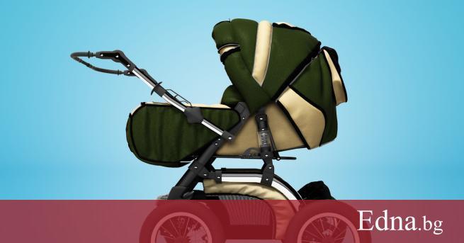 В последно време станаха много разпространени детските колички 3 в
