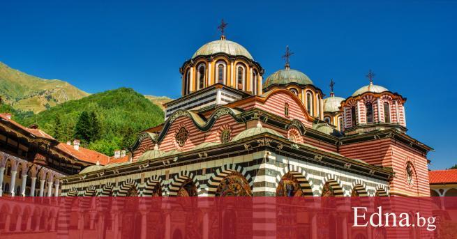 Рилският манастир е най-големият манастир в родината ни със статут