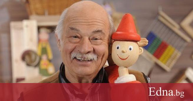 На 82-годишна възраст почина обичаният актьор Вълчо Камарашев, съобщиха от