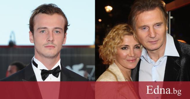 Десетилетие след внезапната смърт на своята майка актьорът Майкъл Ричардсън