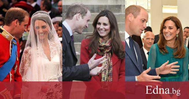 Семейството на херцога и херцогинята на Кеймбриджизглежда точно като в