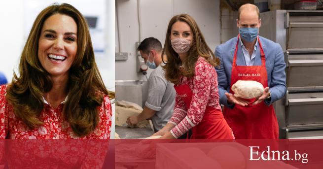Херцогът и херцогинята на Кеймбридж се завърнаха от лятната си