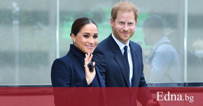 Херцогът и херцогинята на Съсекс прекараха уикенда в Ню Йорк,