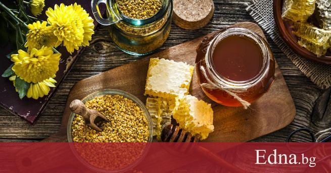 Пчелният прашец е наричан суперхрана и природен антибиотик. Този пчелен