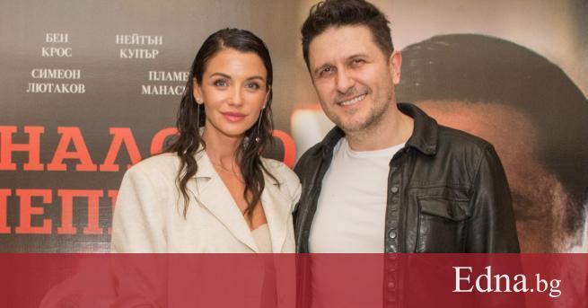 Синът на модела Диляна Попова и актьора Асен Блатечки вече