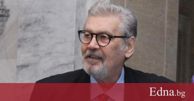Легендата на българските кино и театър Стефан Данаилов си отиде