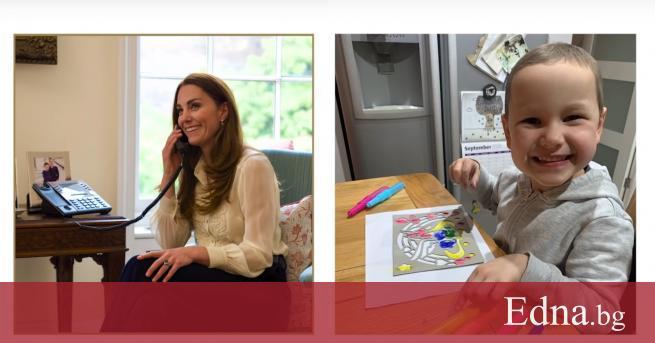 Кейт Мидълтън и принц Уилям вече имат официален видеоканал в