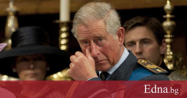 Принц Чарлз отдаде почит нахерцогана Единбургза първи път , научихме