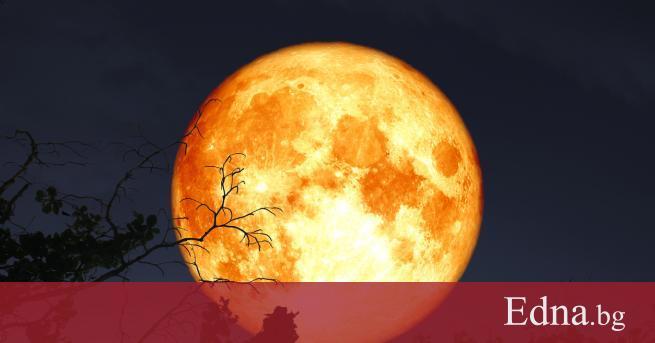 Октомври започва с Луна на реколтата в Овен. Наричаме ,