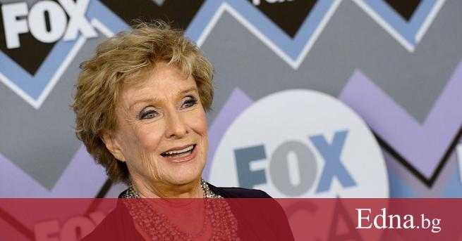"""Американската актриса Клорис Лийчманпочина на 94-годишна възраст, предаде Ройтерс. """"За"""