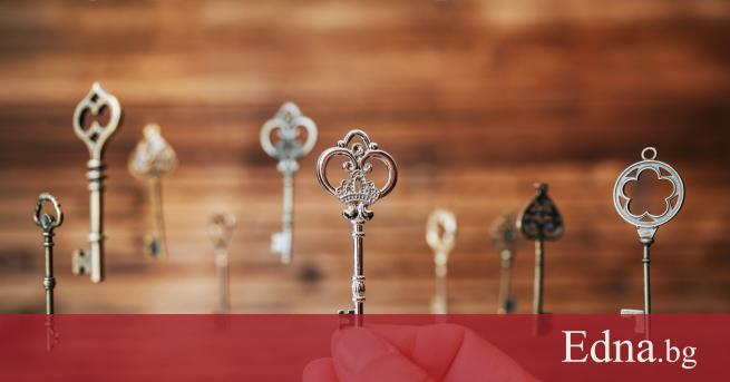 Още от древни времена хората са вярвали, че ключовете не