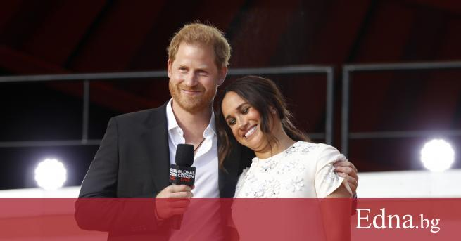Херцогът и херцогинята на Съсекс имаха натоварен уикенд в Ню