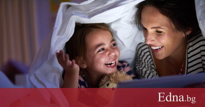 Помните ли приказките, които мама или баба са ви чели