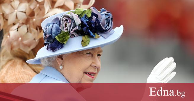 На днешния си празник Елизабет Втора разпространи първото си официално