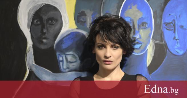Диана Димитрова е талант извън рамки и етикети. Зрителите я