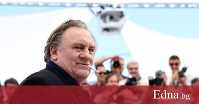 Към френския актьор Жерар Депардийо отново са повдигнати обвинения в