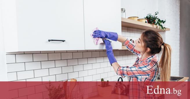 Някога бихте ли приготвяли вечерята си на пода в кухнята?