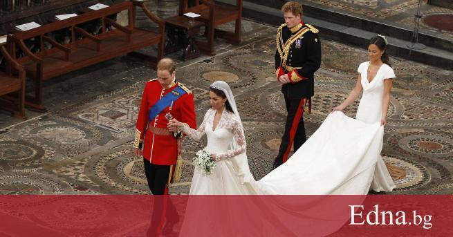 Още преди да се ожени и стане херцог на Съсекс,