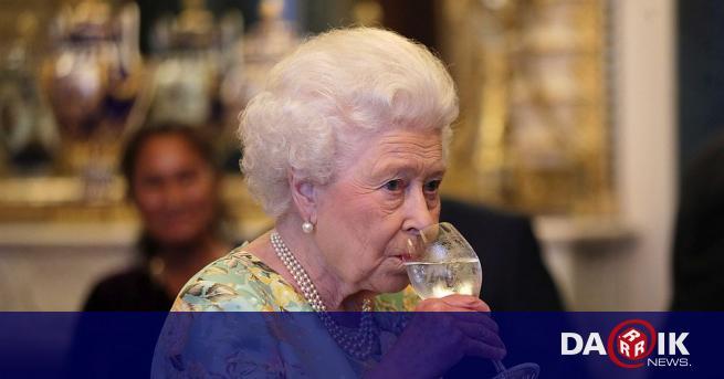Британската кралица Елизабет II, която тази година отпразнува 95-ия си