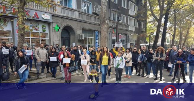 """Протест под надслов """"Зеленият марш към Свободата"""" ще се проведе"""