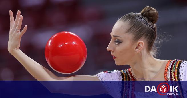 Боряна Калейн спечели златото в многобоя на турнира