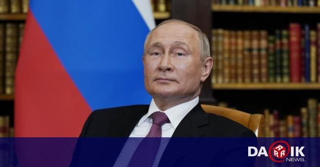 Руският президент Владимир Путин се обяви против задължителната ваксинация срещу