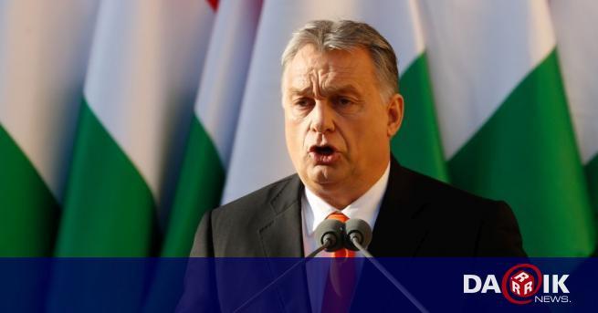 Унгарският премиер Виктор Орбан отхвърли примата на европейското право над