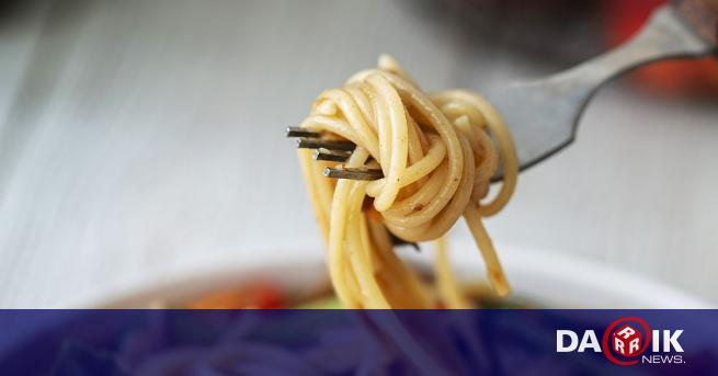 Италианците изяждат средно по повече от 23 килограма паста всяка