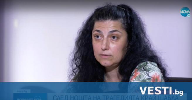 С лед трагедията край Шабла жената на загиналия пилот на
