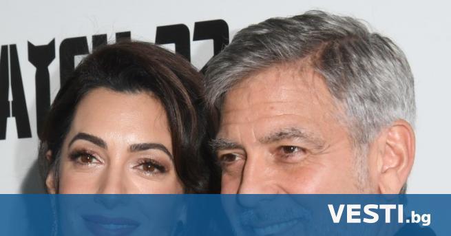 Б ременна ли е отново Амал Клуни?Преди четири години холивудският