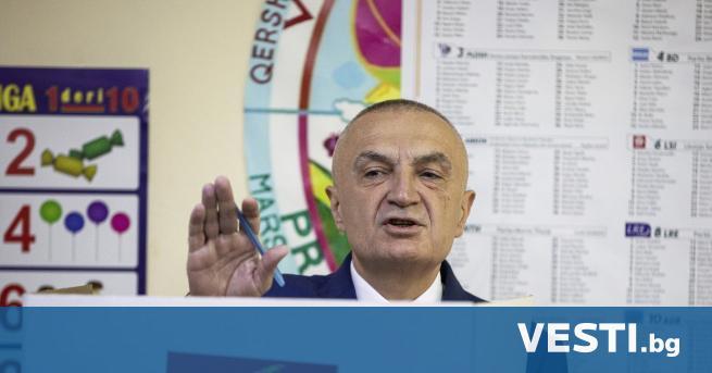 А лбанският парламент гласува днес да отстрани от длъжност президента