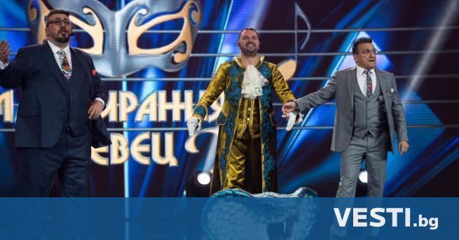 орис Солтарийски се раздели с най-мистериозното шоу в телевизионния ефир