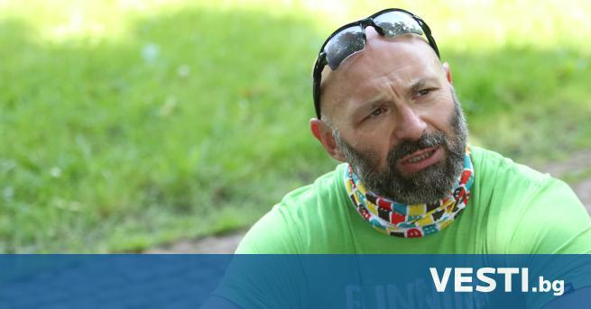 лтрамаратонецът Краси Георгиев се впуска в поредното си впечатляващо предизвикателство