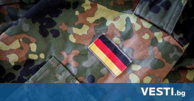 Г ерманската армия изтегля цел взвод механизирана пехота от силите