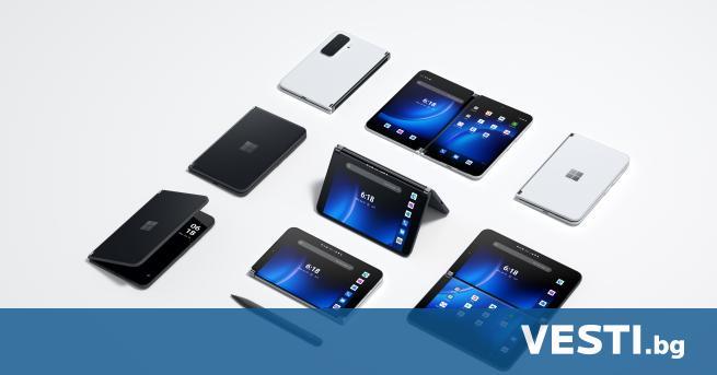 Microsoft представи няколко нови устройства, като сред тях е и