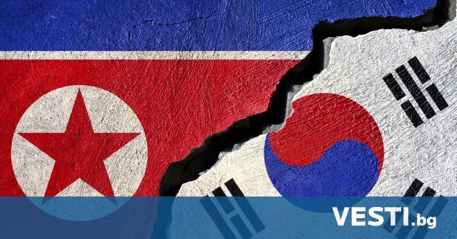 евернаКореяе застреляла южнокорейски представител и е изгорила тялото му. Това