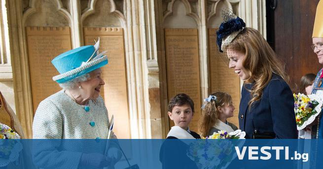 П ринцеса Беатрис роди дъщеря. Така кралица Елизабет II отново