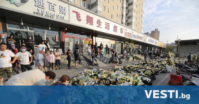 Н ай-сетне властите в Китай вдигнаха ограничителните бариери и позволиха