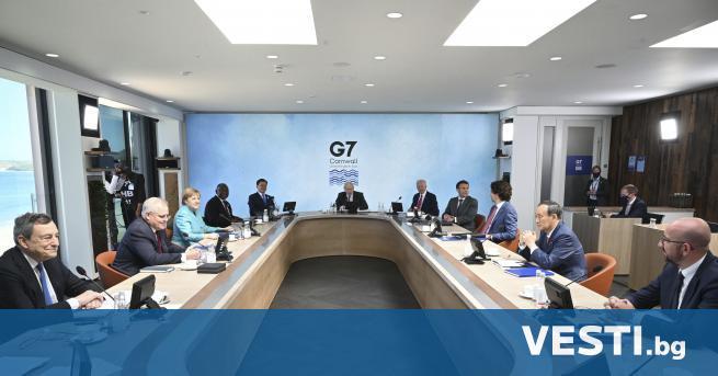 Л идерите отГ-7подкрепиха днес разработен от финансовите им министри реформен