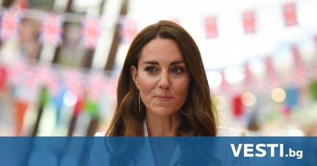 К ейт, съпругата на британския принц Уилям, откри център за