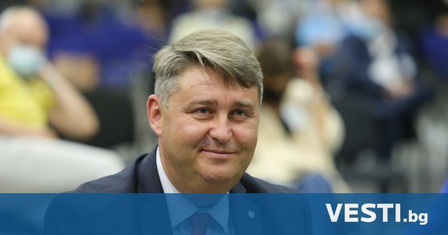 вгени Иванов е новият член на Прокурорската колегия на ВСС.