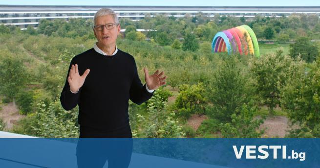 ази седмица Apple пусна iOS 14 и версията за таблети