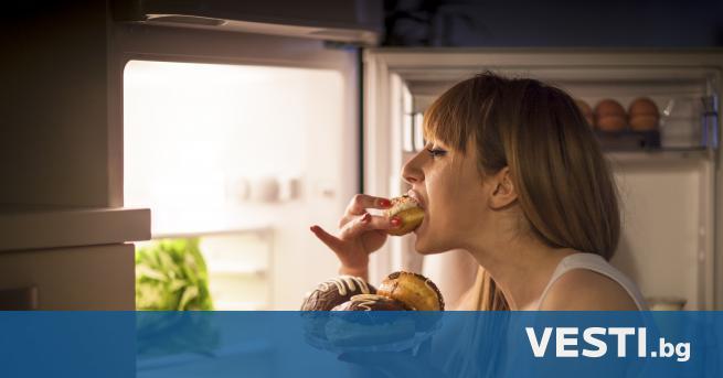 еспособността да се откажем от нездравословното хранене се дължи на